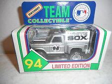 1994 Matchbox Team Collectible MLB White Sox Truck - 1:64 Scale - NIB