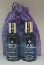 NEW Molton Brown Women's White Sandalwood body wash MOTHER'S DAY gift bag