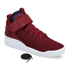 Adidas Originals Veritas X Trainers High Top Basketball Shoes Free Laces S77632