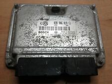 VW Skoda tdi ecu immo off/ removed 038906019CJ 0281010302 EDC15