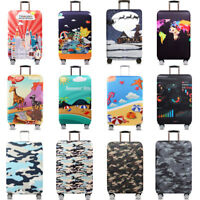 "Elastic Travel Suitcase Cover Anti Scratch Luggage Protector Dustproof 18"" ~ 32"""