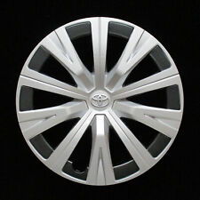 Hubcap For Toyota Camry 2018 Genuine Oem Factory 16 Wheel Cover 61183
