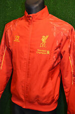 LIVERPOOL WARRIOR 2013-14 PRESENTATION FOOTBALL JACKET (BOYS XL yXL) JERSEY TOP