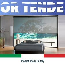 """Tenda a Rullo """"SCREEN"""" Filtrante, SU MISURA, Produttori ITALIANI"""