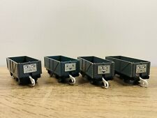 Troublesome Trucks Grey x4 - Thomas The Tank & Friends Trackmaster Trains Tomy