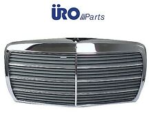 New Mercedes W123 230 280E 280CE Grille Assembly Screen+Frame Brand URO PARTS