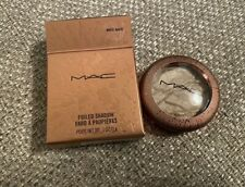 "BNIB "" MAC - BRONZING 2020 COLLECTION "" WHITE HAUTE FOILED EYESHADOW - 3G !"