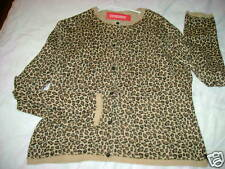 NWT Gymboree Glamour kitty mommy moms sweater L 10 12  SALE