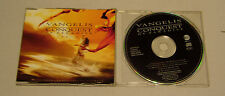 Single CD Vangelis - Conquest of Paradise 4 Tracks 1992 Henry Maske 111 Single 2