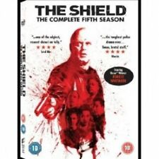 The Shield - Series 5 - Complete (DVD, 2012)