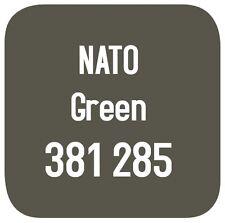 BRITISH STANDARD 381C 285 CELLULOSE PAINT  NATO GREEN 5L