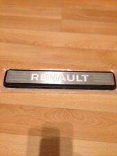 Renault Door Sill Stainless Steel 8201665635