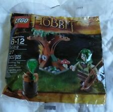 30212 Mirkwood Elf Guard Polybag BNIP Lord of the Rings Hobbit LOTR minifigure