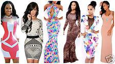 Mixed Lot 13 Summer Cocktail Dresses Flea Market Wholesale Store Online Resale