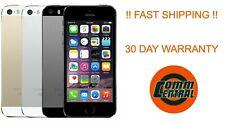 NEW STRAIGHT TALK Apple iPhone 5S 16GB 4G LTE Smart Video Cell Phone + SIM CARD