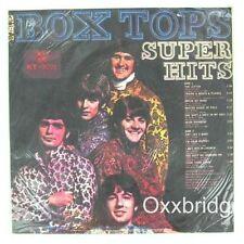 Alex Chilton THE BOX TOPS Super Hits MEMPHIS TN ROCK 1967 Rare China LP Devilles