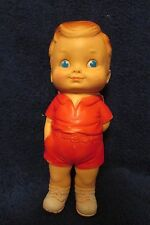 Vintage Edward Mobley Squeak Toy/Doll by Arrow Rubber & Plastic Corp.