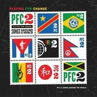 Playing For Change - Pfc 2: Songs Around The World NEW CD + DVD