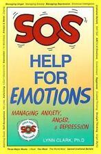 Sos Help for Emotions: Managing Anxiety, Anger, and Depression, Lynn Clark, Lynn