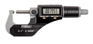 "54-860-213 Ball Anvil & Spindle Micrometer 2-3"""