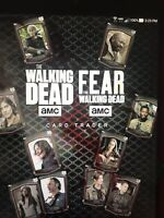 Topps WALKING DEAD Card Trader Pick ANY 9 Cards from My Account for $1.00