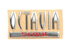 Original ® skoda-caracteres capó 3v0853621a FOD