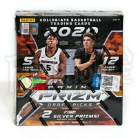 2020-2021 Panini Prizm Draft Picks NBA Basketball Cards Mega Box Factory Sealed