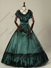 Victorian Edwardian Old West 1900s Ball Gown Prom Dress Theatrical Wear 127 Xxl
