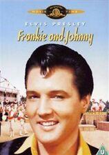 Frankie and Johnny 5050070010473 With Elvis Presley DVD Region 2
