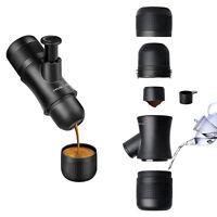 Manual Coffee Machine Espresso Mini Coffee Pot Coffeemaker Outdoor Travel 2017