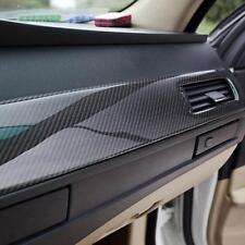 200*50cm 5D Carbon Fiber Vinyl Film Auto Car Sheet Wrap Roll Sticker Decor