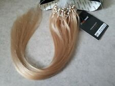 "Parahair 100% Remy Human Hair Premium quality 100 Strands Micro Loop 16"" #24"