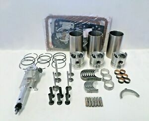 Engine set Complete for UTB Universal tractors 3 CYL 95mm 445 / 450