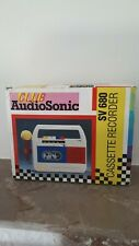 ANCIEN JEU - AUDIO SONIC - cassette -recorder