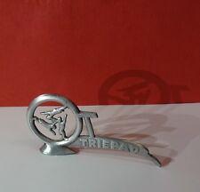 Original alte TRIEPAD Schutzblechfigur Emblem Version 2