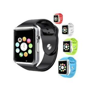 A1 Smart Band Smartwatch Bluetooth Smart Watch Phone Supports SIM Card