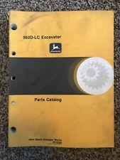 John Deere 992D-Lc Excavator Parts Catalog Pc2280