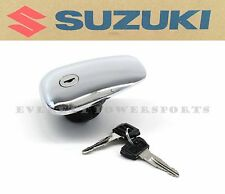 Suzuki Fuel Tank Petrol Gas Cap 85-09 VS700 VS800 VS1400 OEM (See Notes) #i48