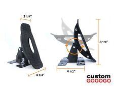 Steel Saddle Rack For Kayak Carrier Boat Paddle Board Surfboard Roof Top