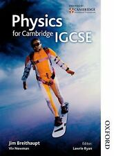 Physics for IGCSE by J. Breithaupt and Viv Newman (2014, Paperback, Student...