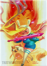 Adventure Time with Fionna & Cake # 1 Emily Warren Variant Comic Cover Magnet