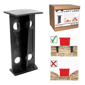 Loft Leg Flooring Stilt Insulation Spacer Raised Storage Boarding LoftLeg