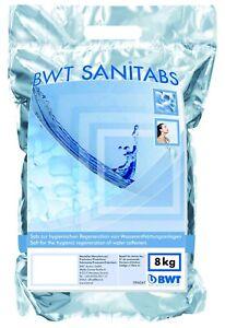 BWT Sanitabs Hygiene-Regeneriersalz, 8kg