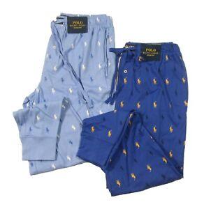 Polo Ralph Lauren Men's All Over Pony Print Sleep Jogger Pants