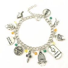Firefly Themed Charm Bracelet