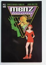 74158 Christopher Fowler e John Boilton - MENZ INSANA - Magic Press 2001