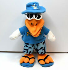 "Myrtle Beach Pelicans Splash 12"" Plush Stuffed Animal"