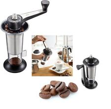 "Gefu: Lorenzo ""cofee grinder-macina caffè a macinatura regolabile"
