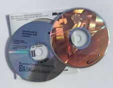 Microsoft Office Small Business 2007 & Outlook 2007 w/ Business Contact Manager