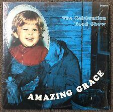"""The Celebration Road Show Amazing Grace LP 1974 4042-2 Stereo 12"""" 33RPM Vinyl"""